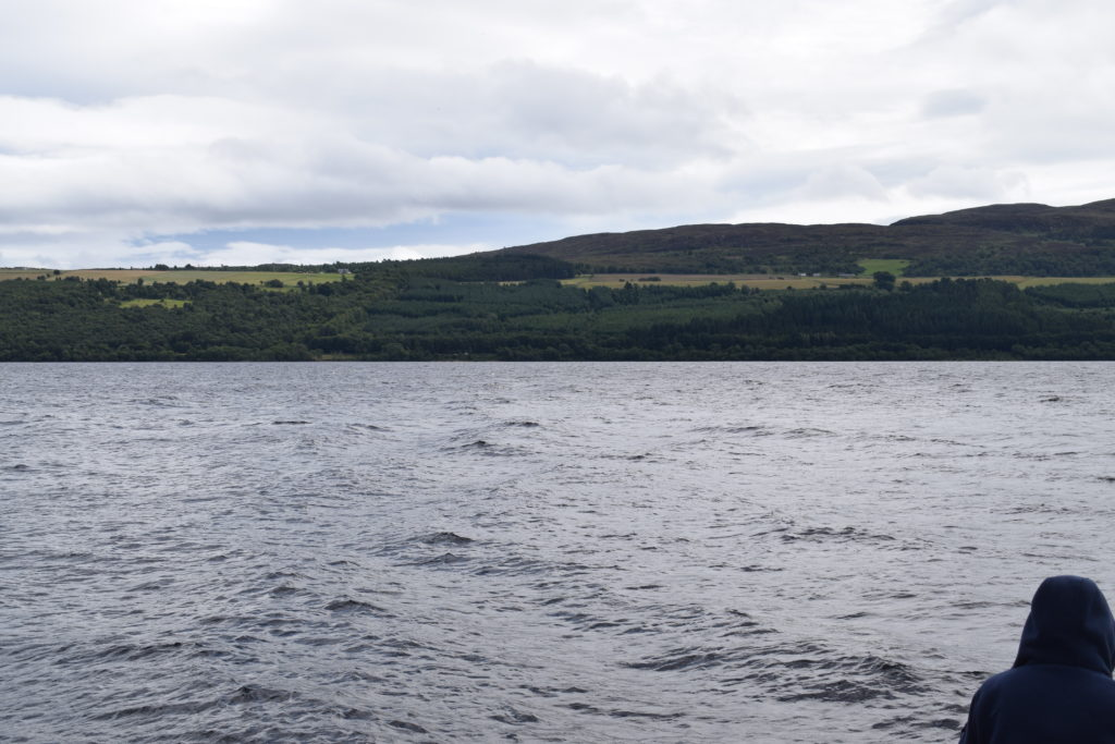 Lochness the largest body of water in Britain by volume