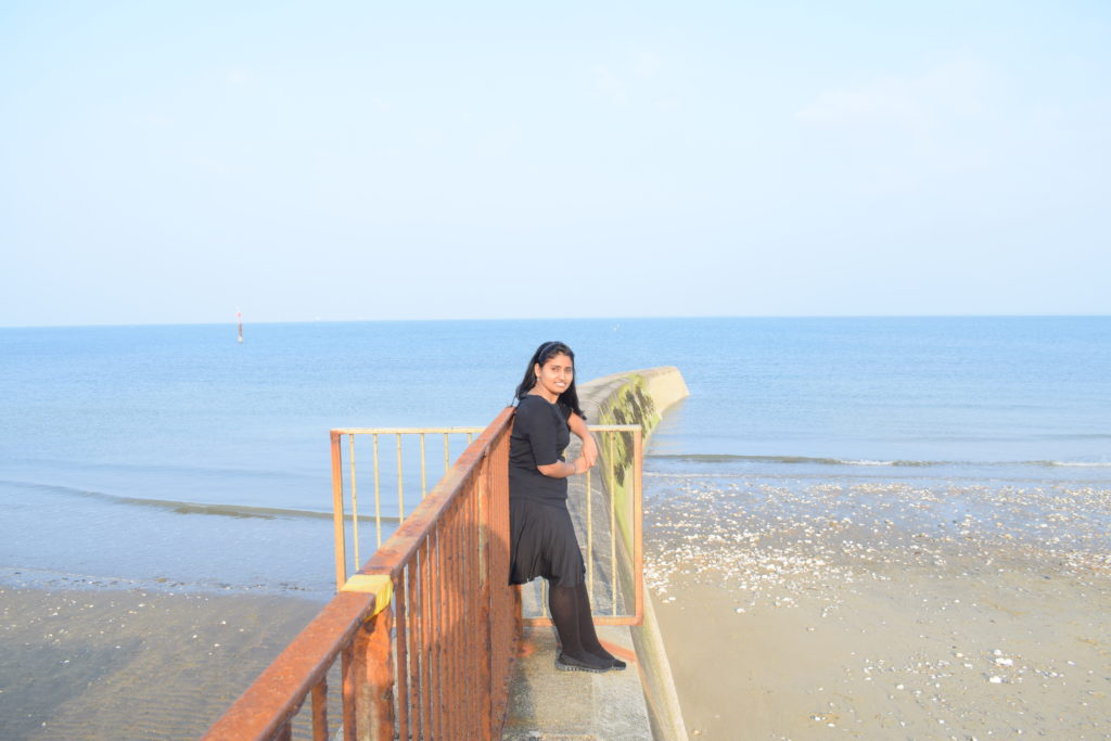 Beautiful Shanklin Beach