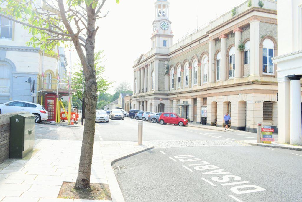 Street view of Ryde Esplanade