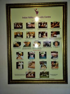 Ayurvedic therapies in Vaidyasala