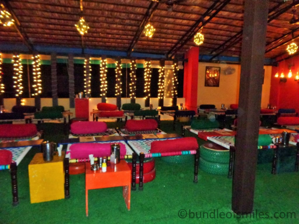 Beautiful Ambience of Kapoors Cafe