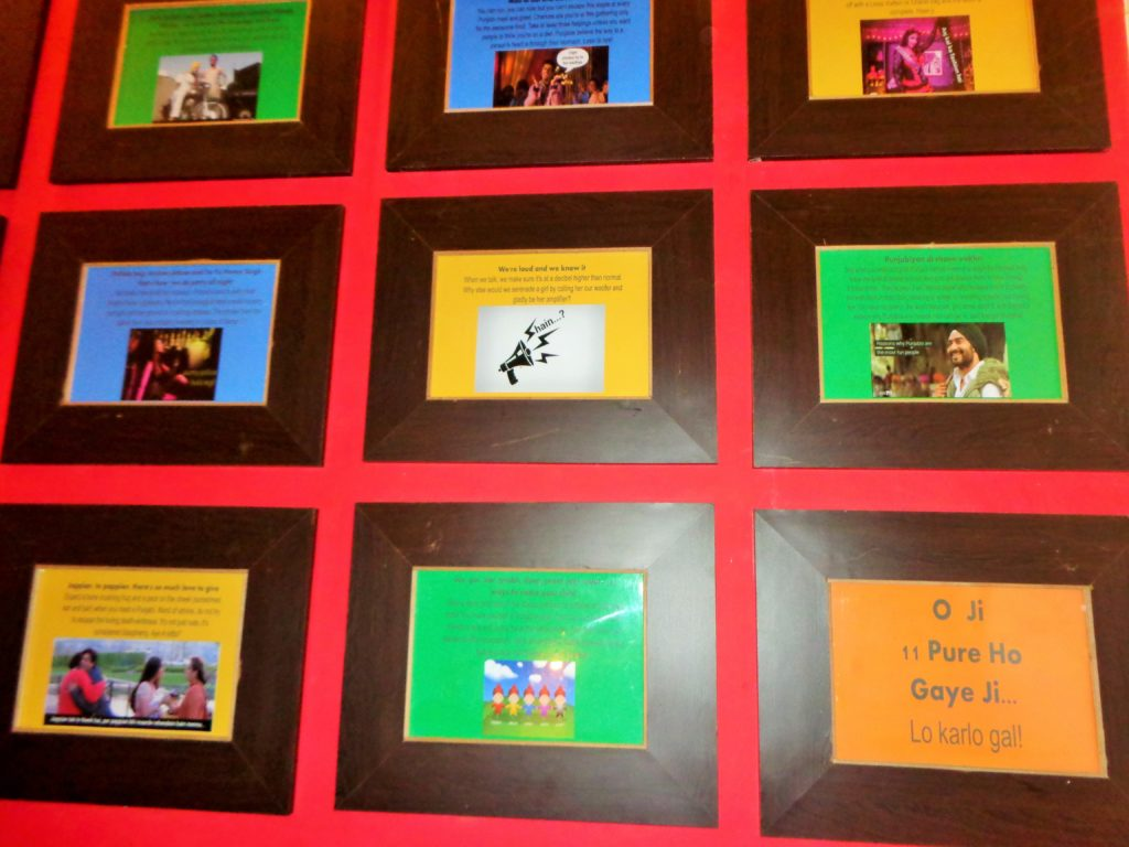 Walls of the Stairs