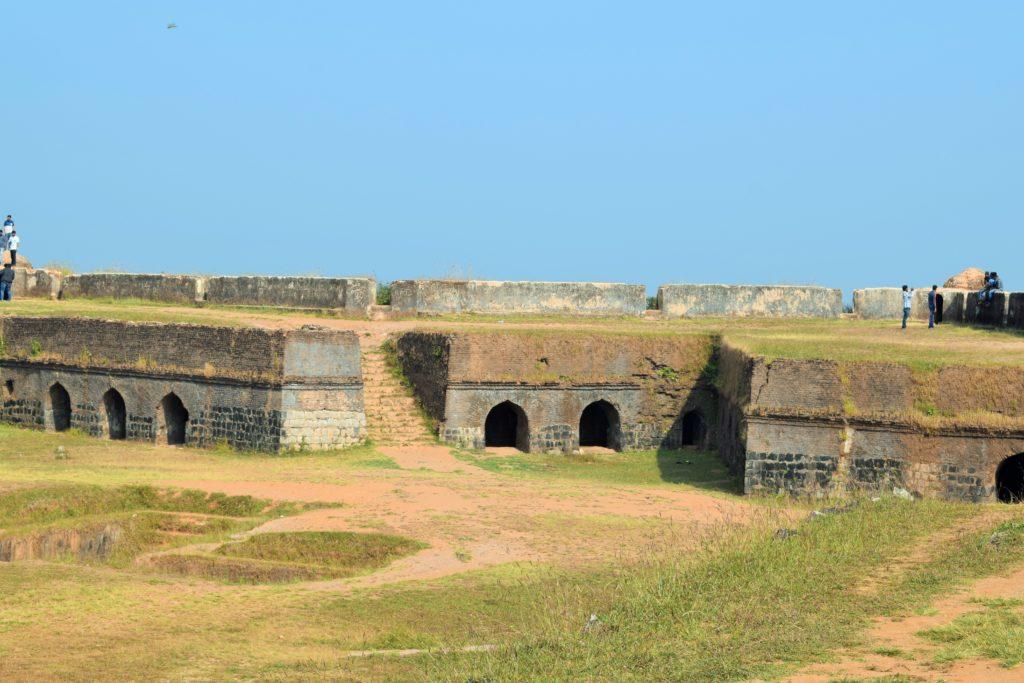 View of Manjarabad Fort