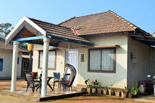 External view of Homestay2
